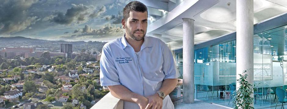 Damon Soraya - Beverly Hills Chiropractic